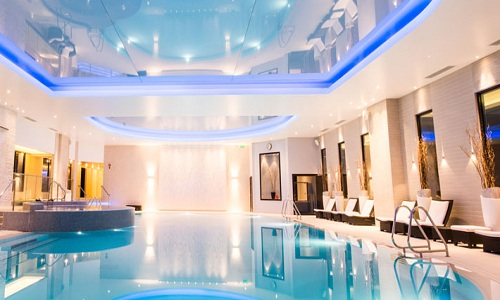 La nouvelle piscine du Club
