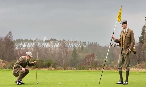 Un retour aux sources du golf