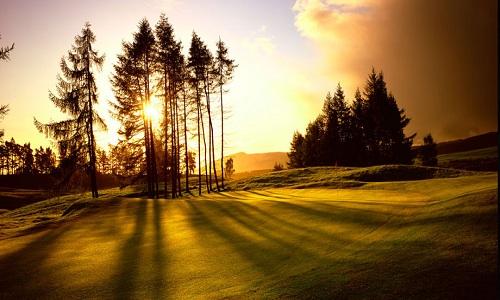 Un des plus beaux golfs d'Europe