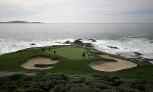 Le golf du bout des Etats-Unis