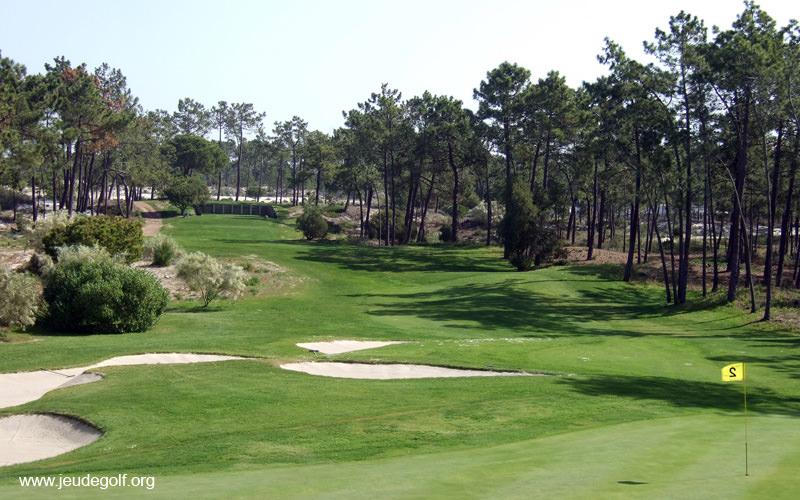 Troia Golf, coup de cœur au Portugal