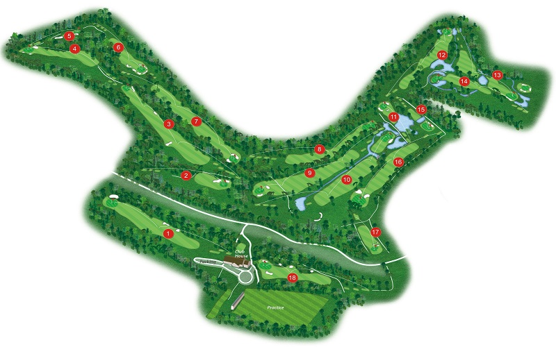 Golf Club d'Arcachon