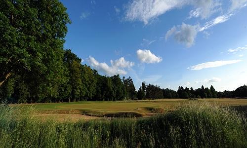 Golf de Chantilly - parcours de Vineuil