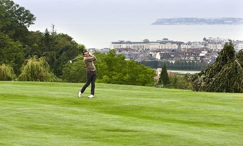 Le golf de Deauville
