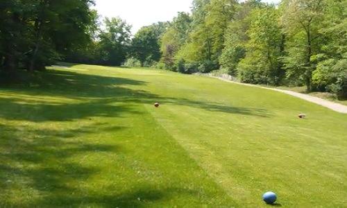 Golf du Rhin-Chalampé - Mulhouse
