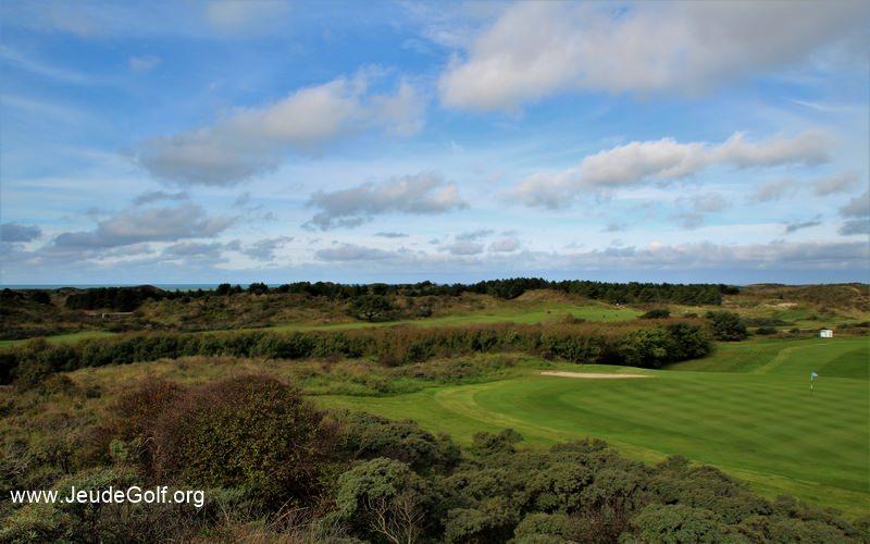 Golf du Touquet La Mer : Le défi !