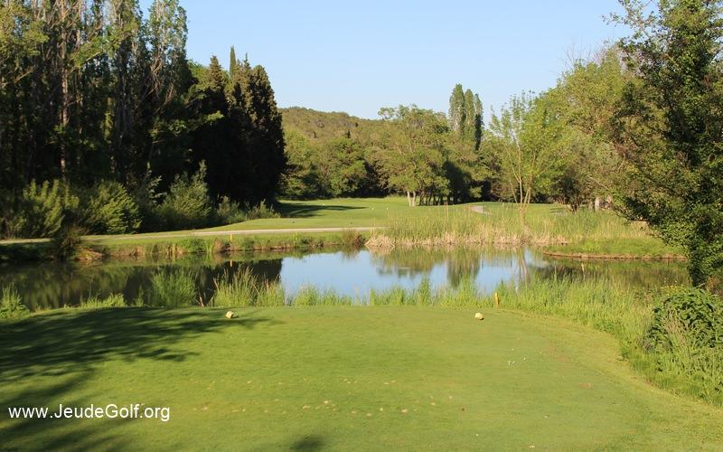Golf Opio-Valbonne : Revue des 9 trous du retour