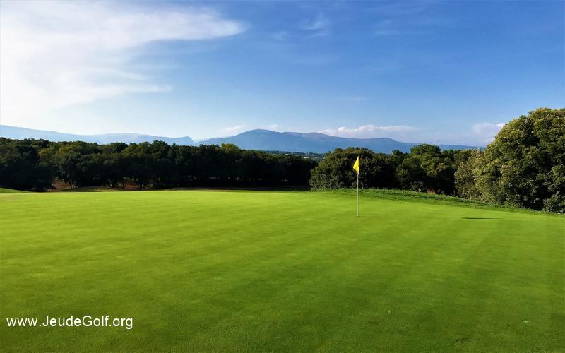 Provençal Golf Club : Revue des 9 Trous