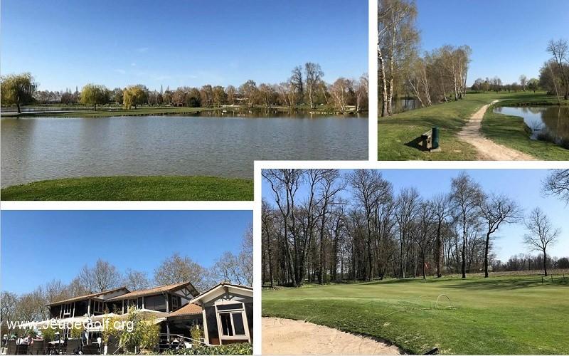 Golf du Clou : Le Golf esprit Maison !