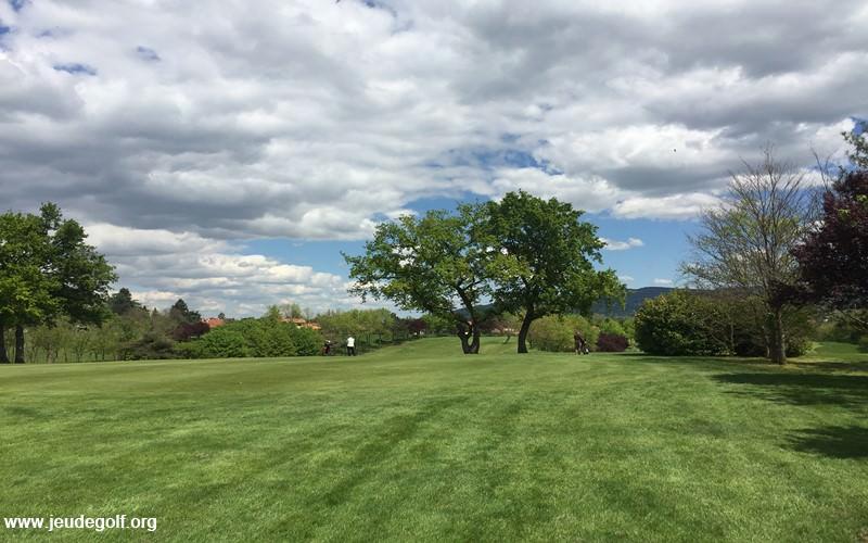 Le golf de Salvagny : Le test du parcours des étangs (le retour)