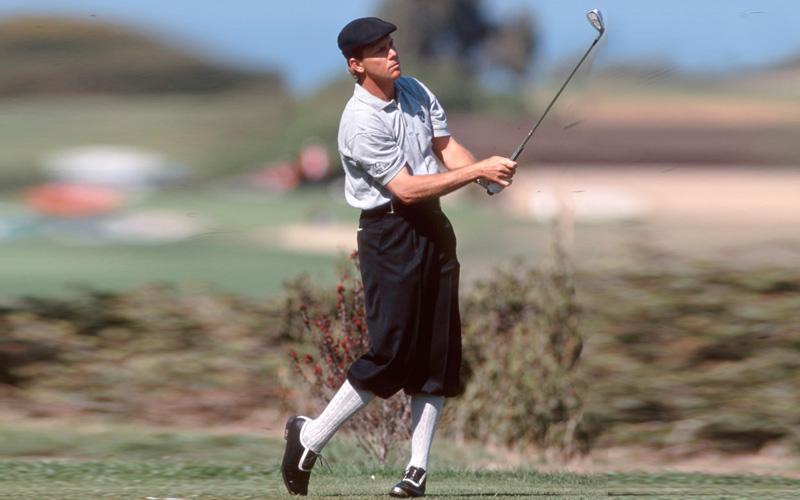 Payne Stewart, la légende tragique du golfeur dont le swing était une œuvre d'art