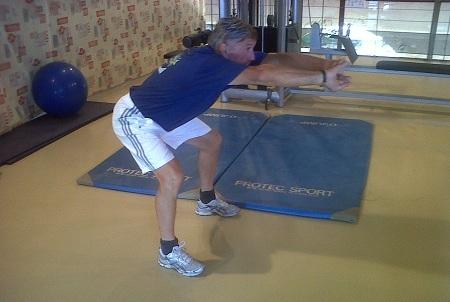 Etirements pour le golf - Conseils préparation physique