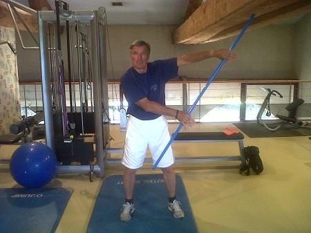 Flexion latérale du corps