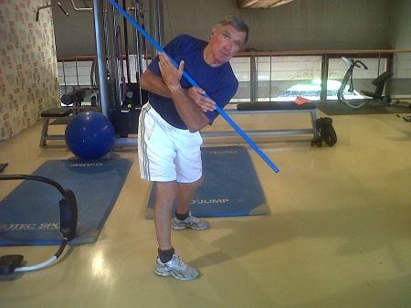 Echauffement pour le golf - conseils prépa physique