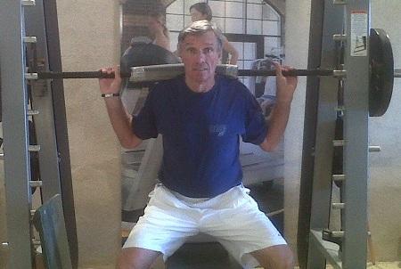 squat à la presse