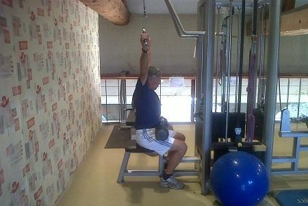 Renforcement bras & épaules pour le golf