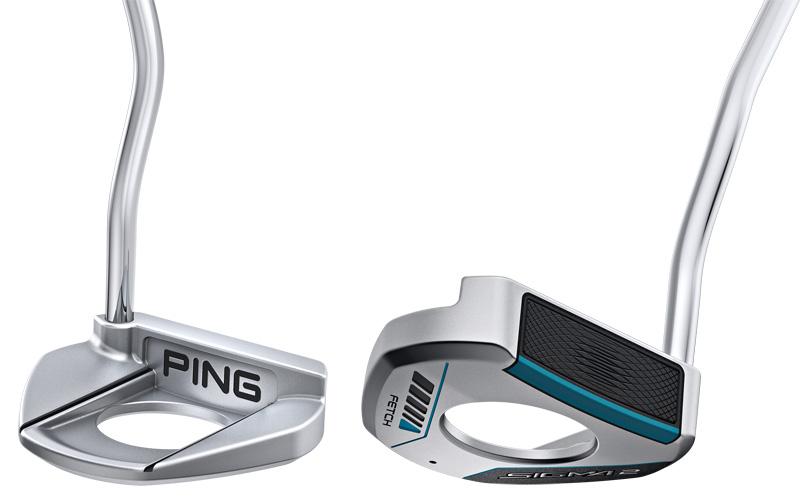 Putters Ping Sigma 2: La révolution des manches de longueurs