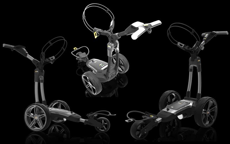 PowaKaddy : nouvelle gamme de chariots électriques 2020