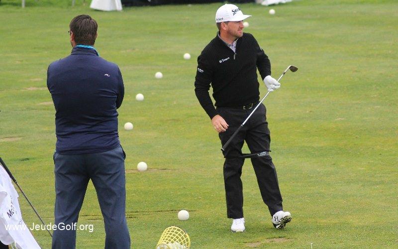 Apprendre à s'entraîner au golf dans le but d'une plus grande efficacité