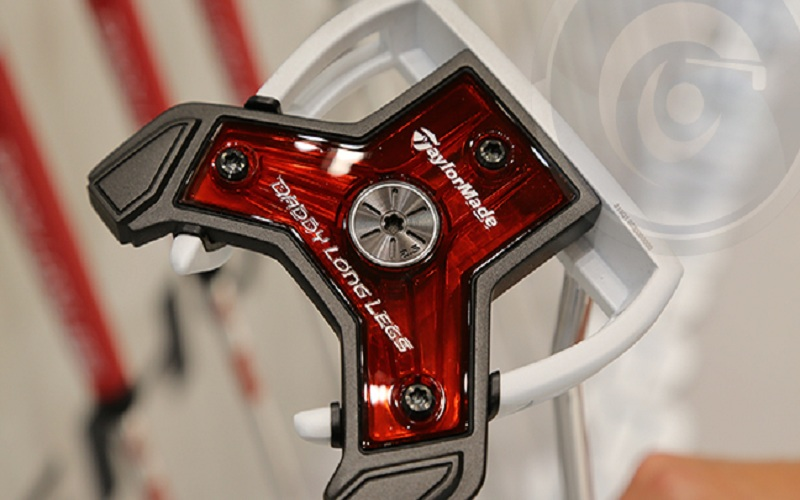 Putters TaylorMade Daddy Long Leg et Spider Blade