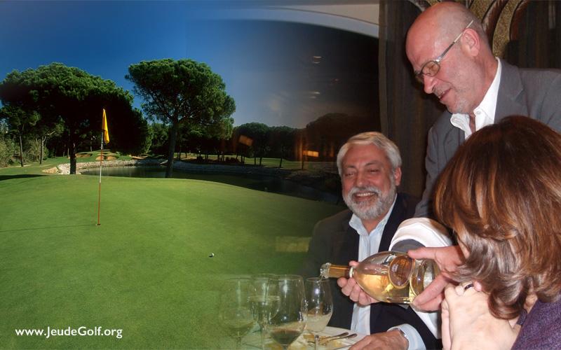 Quinta da Marinha et Fortaleza do Guincho : golf et gastronomie aux portes de Lisbonne