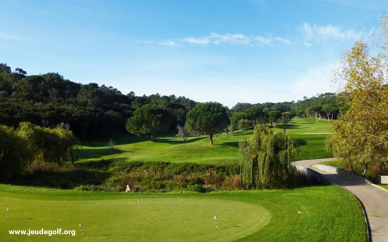 Incontournable golf de Penha Longa au Portugal