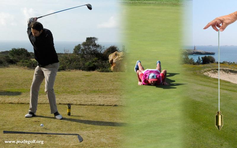 golf : les aides autorisées ou prohibées