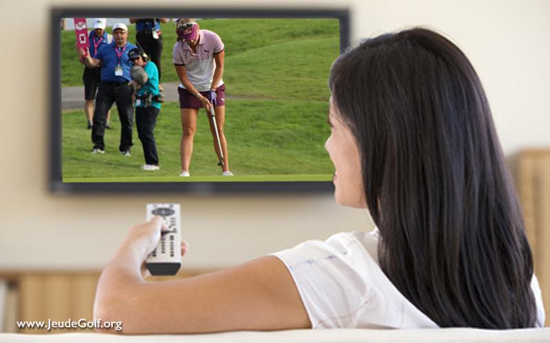 Règles du golf, arbitrage vidéo