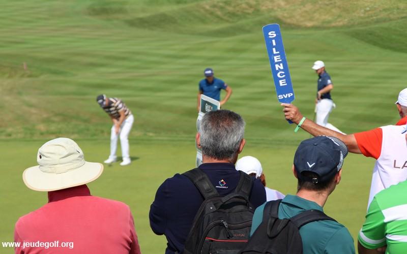 Quel est le bon rythme pour faire un parcours de golf?