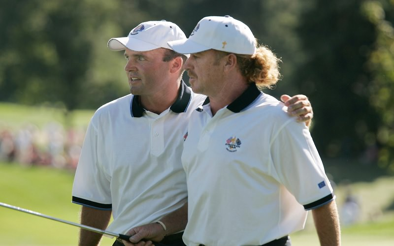 Association magique entre Thomas et Miguel Angel Jimenez