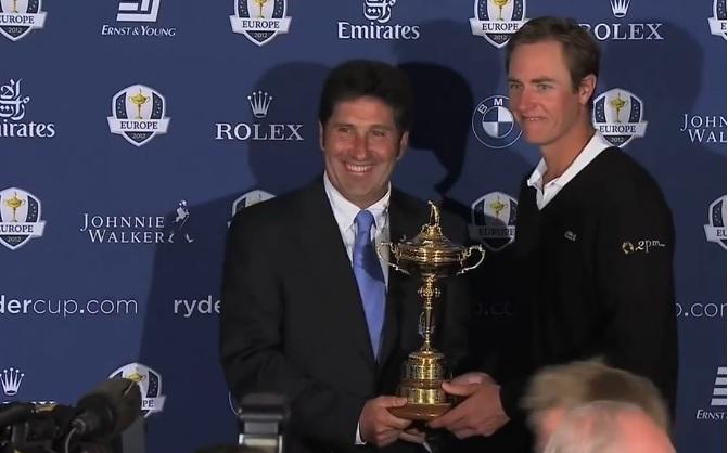 Ryder Cup 2012: Nicolas Colsaerts premier belge qualifié