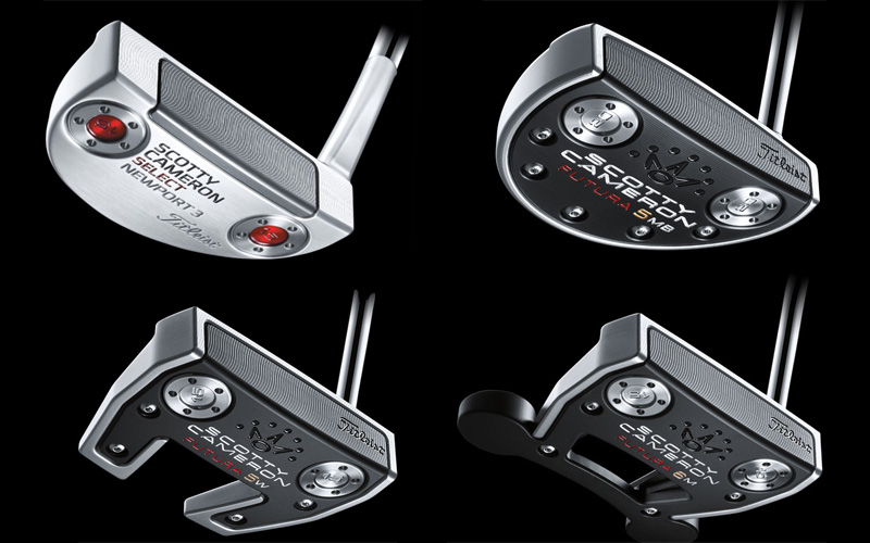 Scotty Cameron, putters 2017