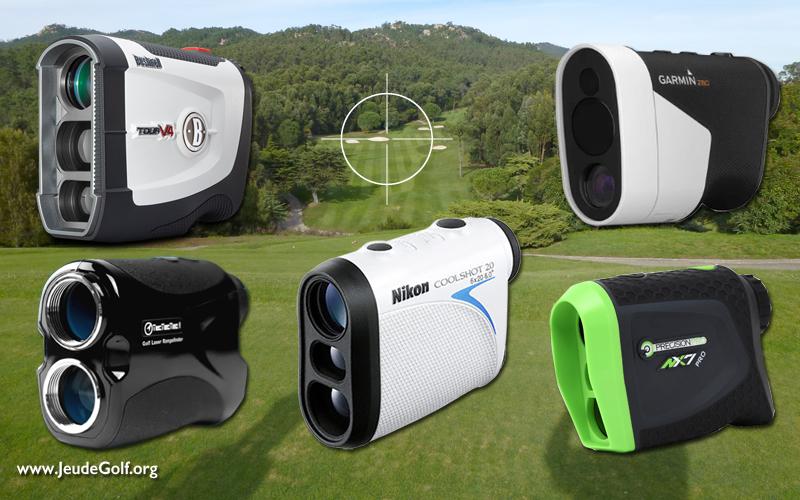 Quel est le meilleur choix de télémètres laser pour le golf en 2019 ?