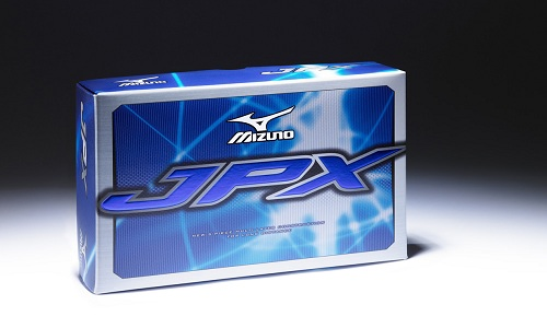 Test balles de golf Mizuno JPX