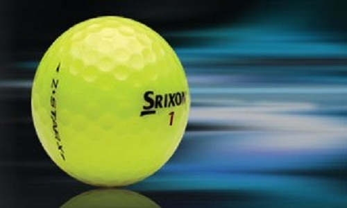 Test balles de golf SRIXON Z-STAR