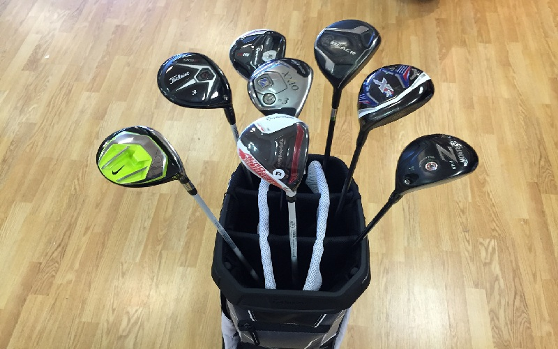 Guide achat spécial bois 3 pour le golf 2015