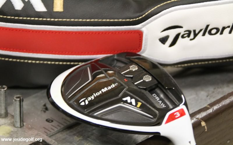 Test bois 3 TaylorMade M1