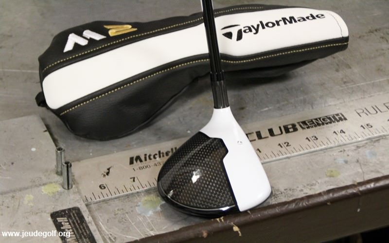 Test bois 3 TaylorMade M2