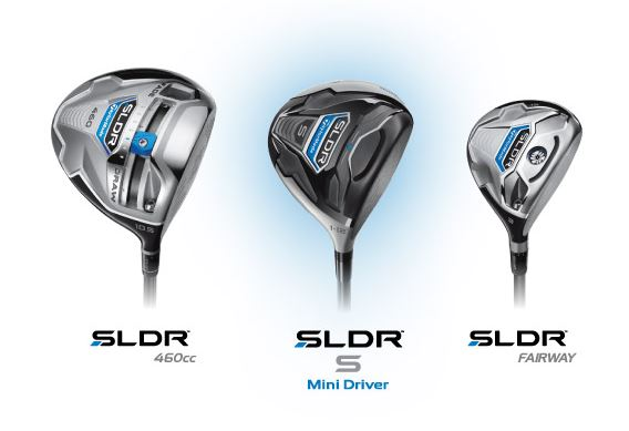 Dimension des clubs de la gamme SLDR