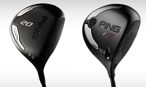 Test comparatif drivers PING i25 vs i20