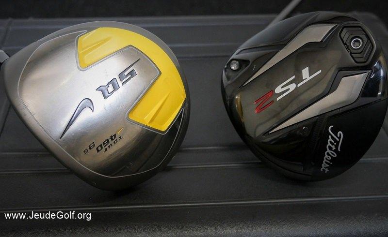 Les drivers d'aujourd'hui (2019) dispersent-ils vraiment moins les balles que les drivers des années 2000?