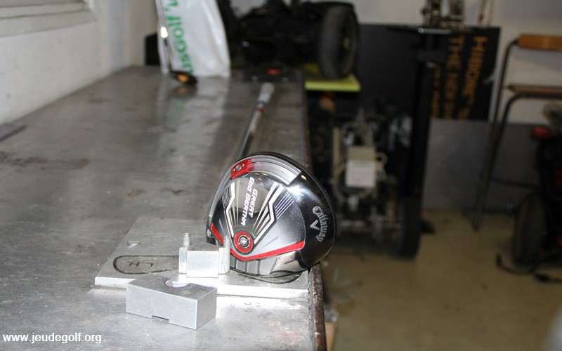 Contre-test du driver Callaway Great Big Bertha 10.5°