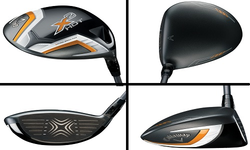 Test exclusif des drivers de golf Callaway X2HOT
