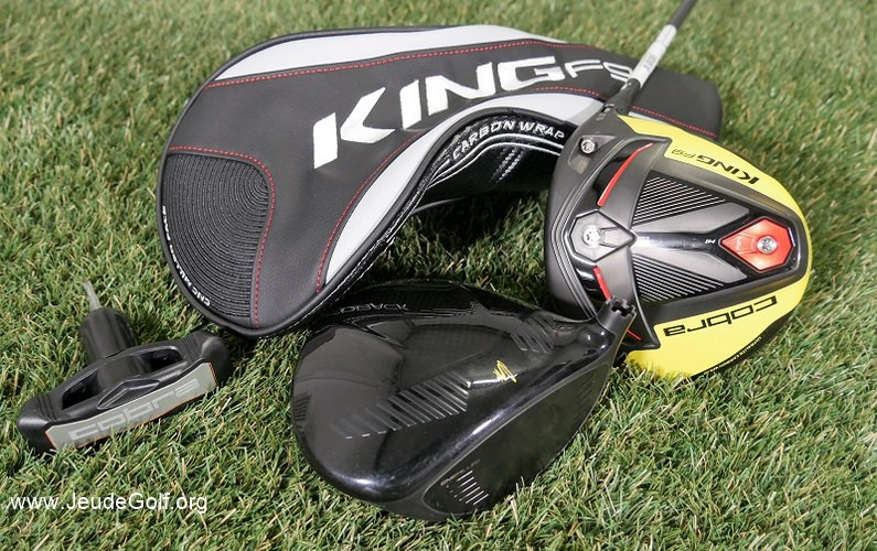 Test driver Cobra KING F9