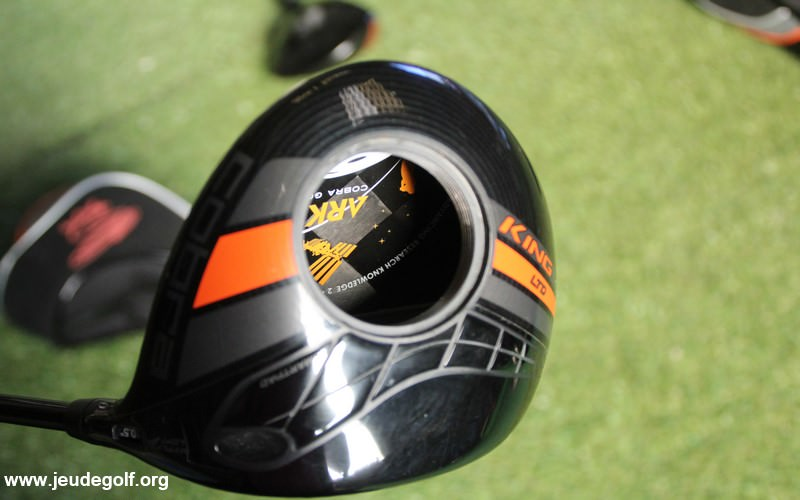 Test drivers Cobra King Ltd Vs King Ltd Pro