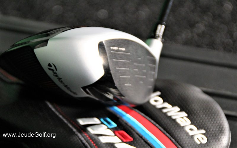 Test de la twisted face sur les drivers TaylorMade M3 et M4