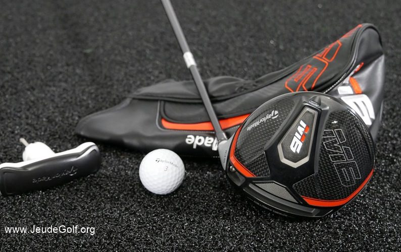 Test du driver TaylorMade M6