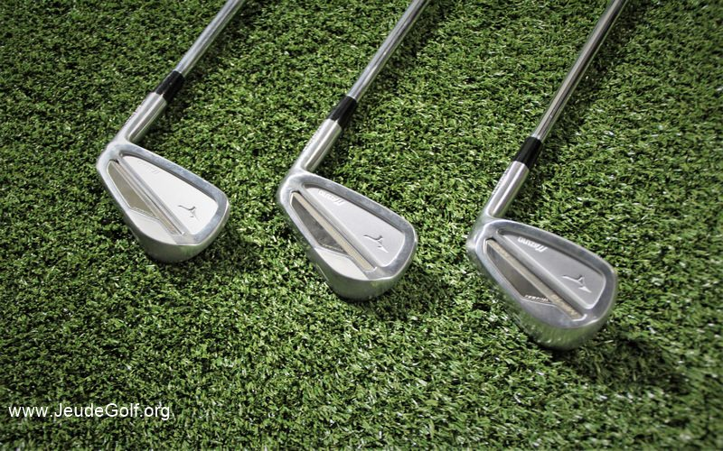 Test fers Mizuno MP-18 MMC