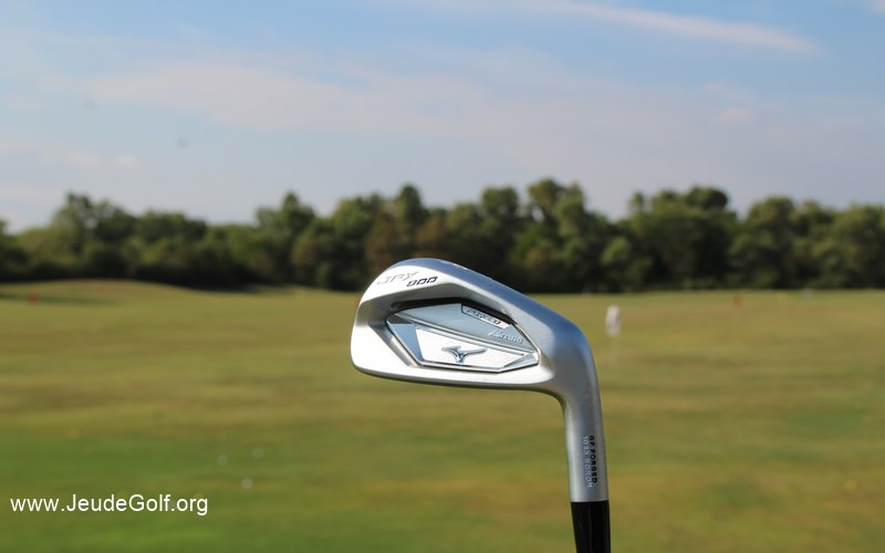Test fer Mizuno JPX-900 Forged