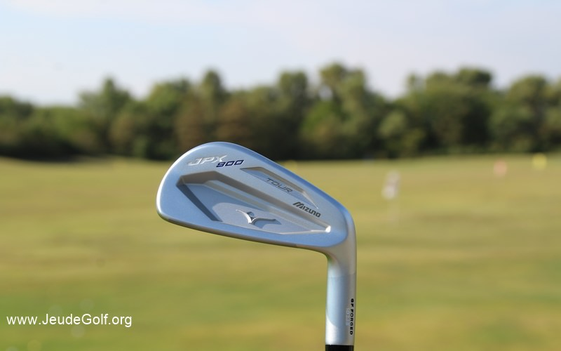 Test fer Mizuno JPX-900 Tour